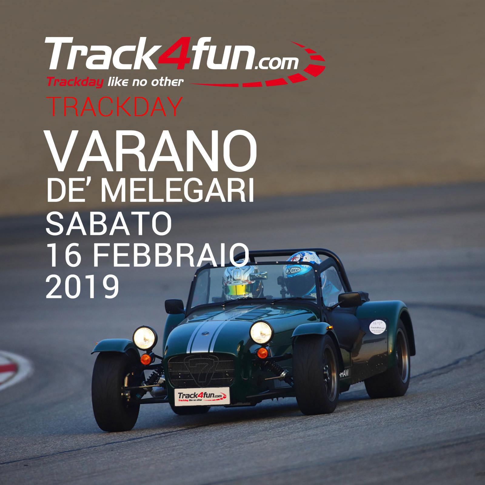 In Pista A Varano De' Melegari – 16 Febbraio 2019