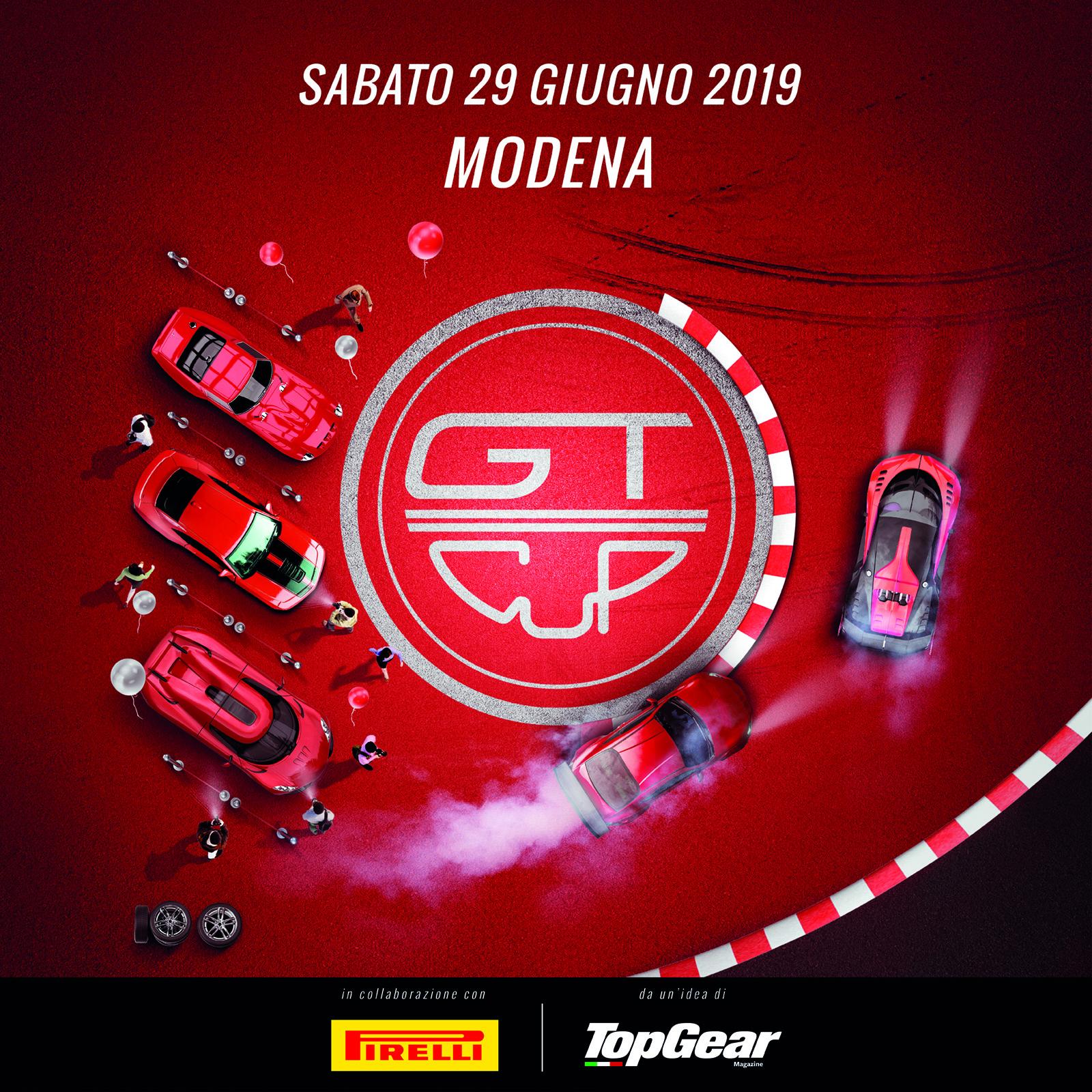 In Pista A Modena – 29 Giugno 2019 – GTCUP