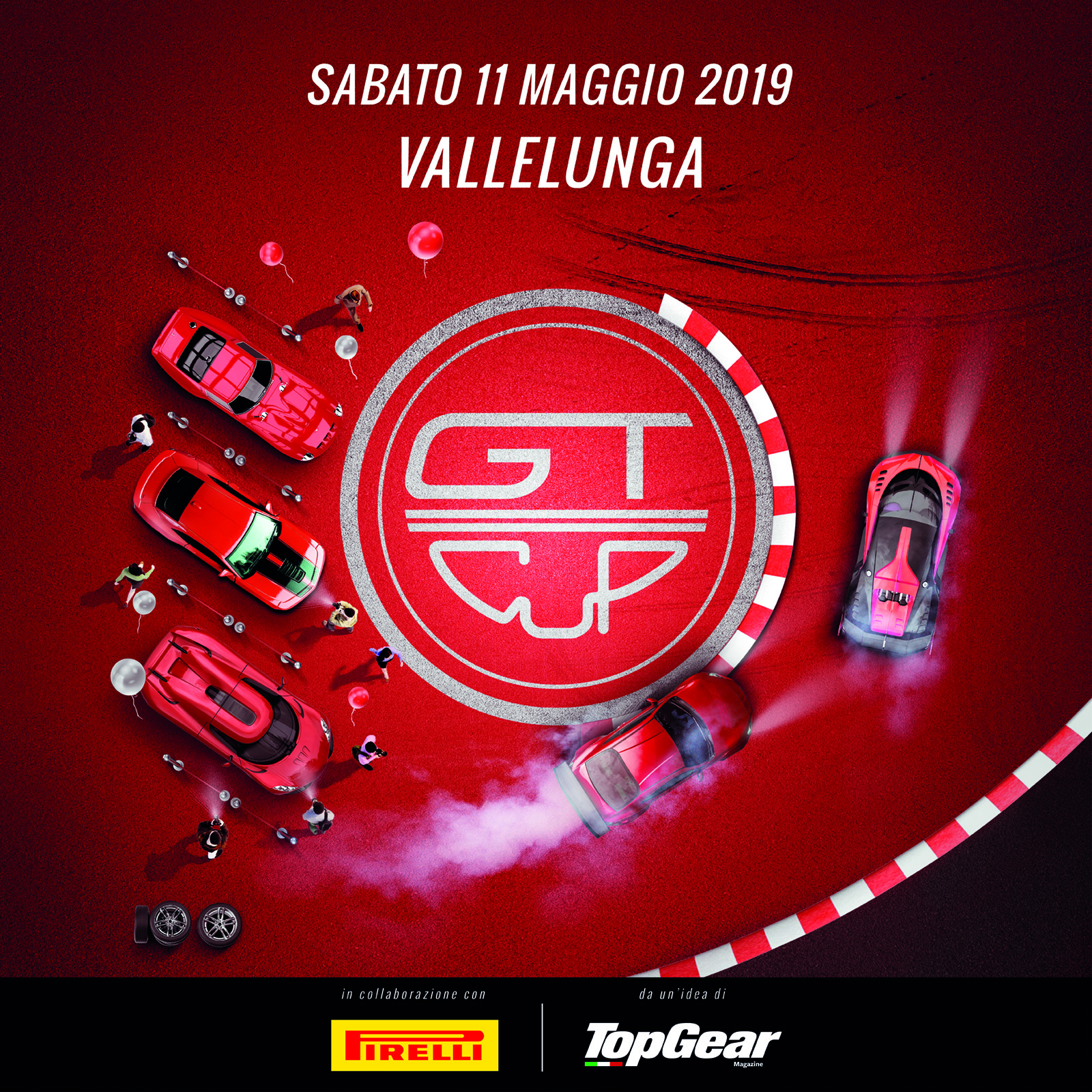 In Pista A Vallelunga – 11 Maggio 2019 – GTCUP