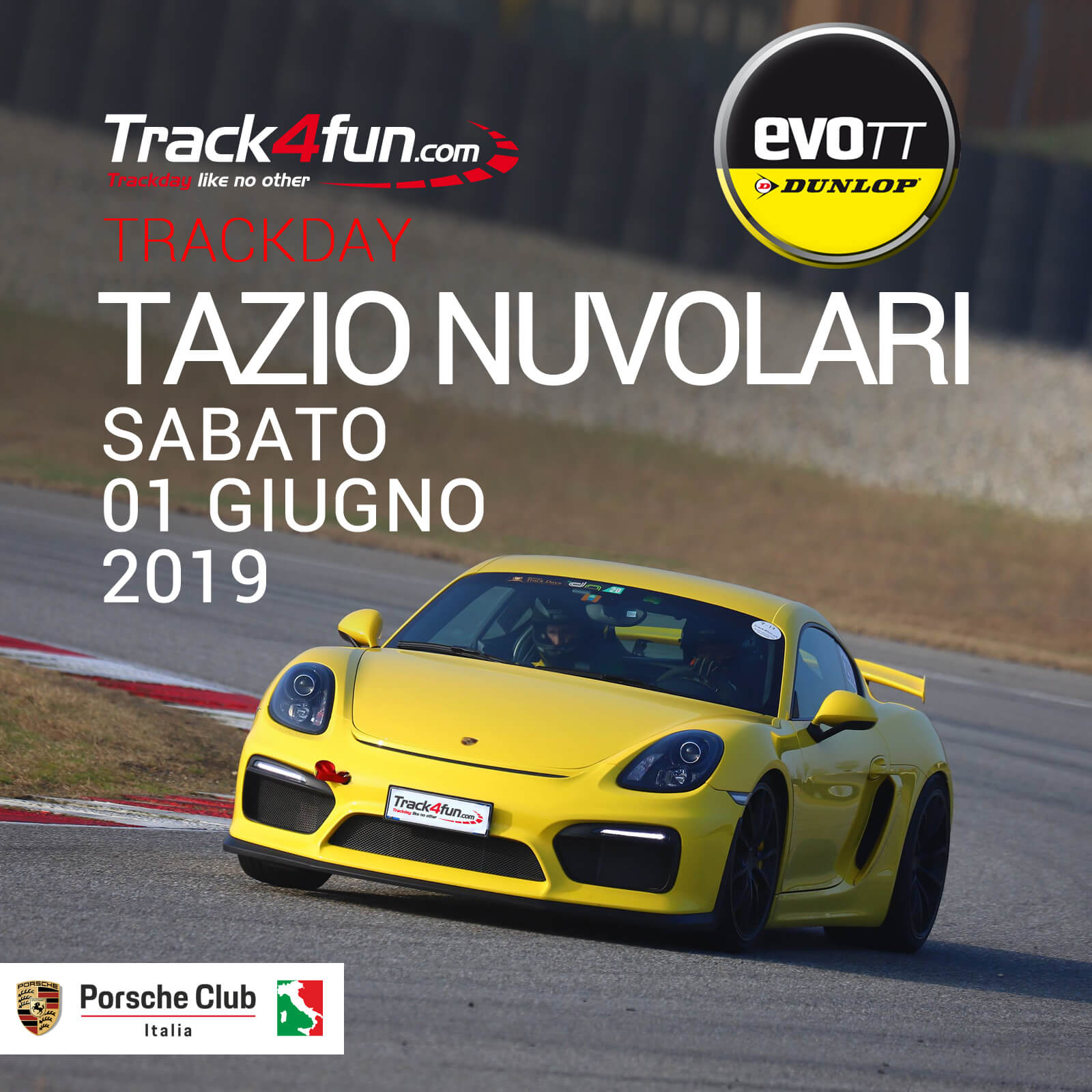 In Pista Al Tazio Nuvolari – 01 Giugno 2019