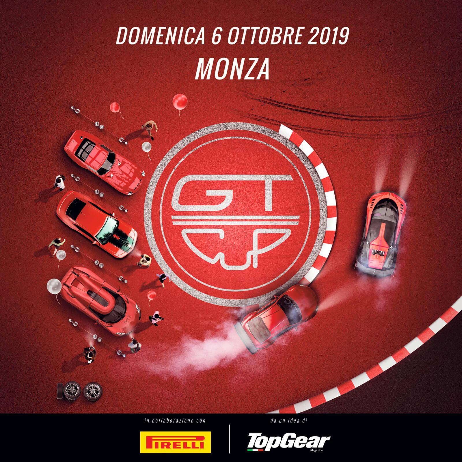 In Pista A Monza – 6 Ottobre 2019 – GTCUP
