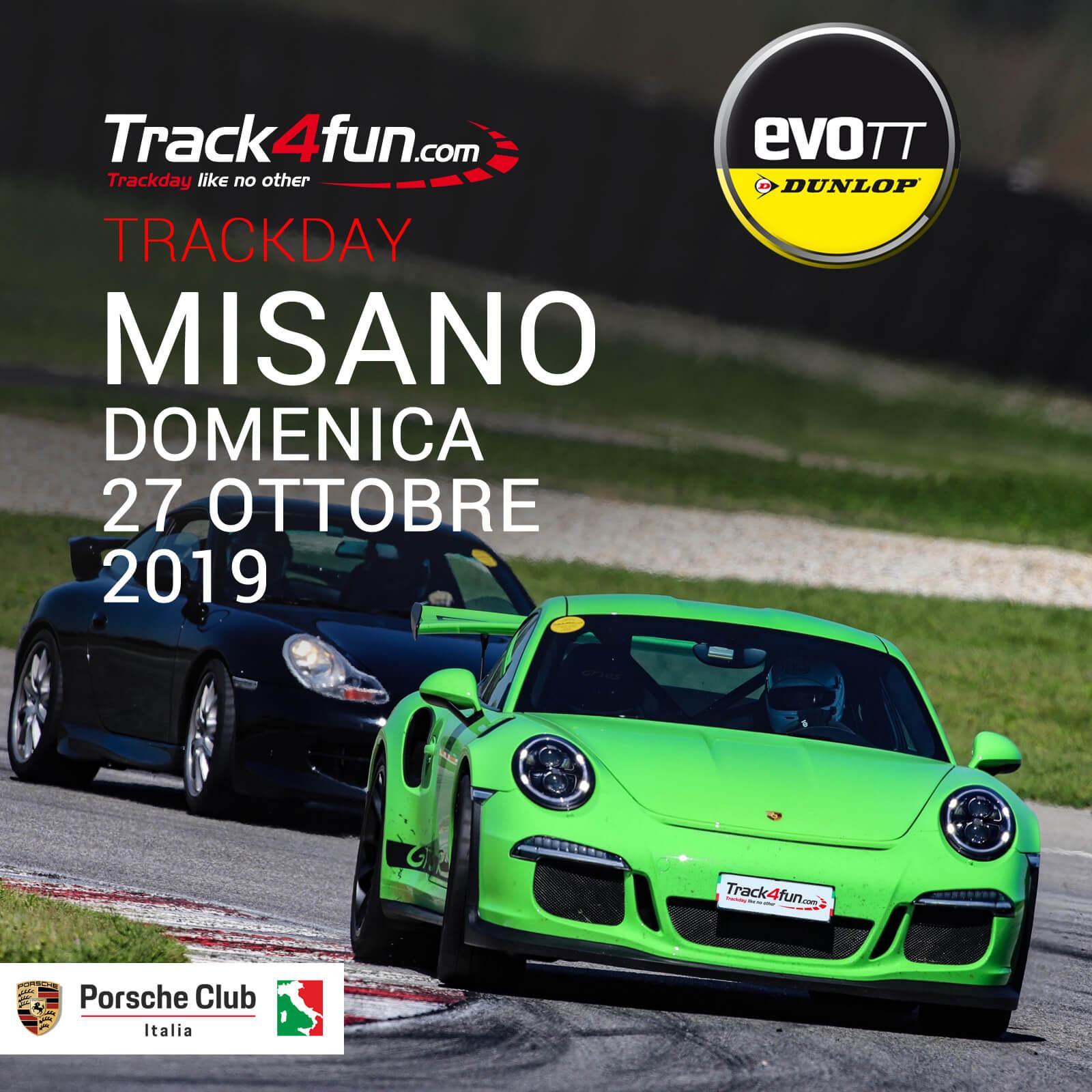 In Pista A Misano – 27 Ottobre 2019