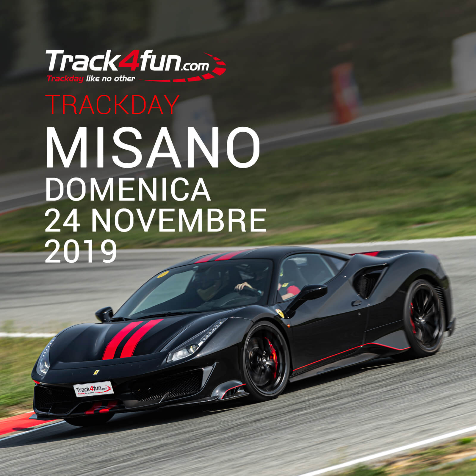 In Pista A Misano – 24 Novembre 2019