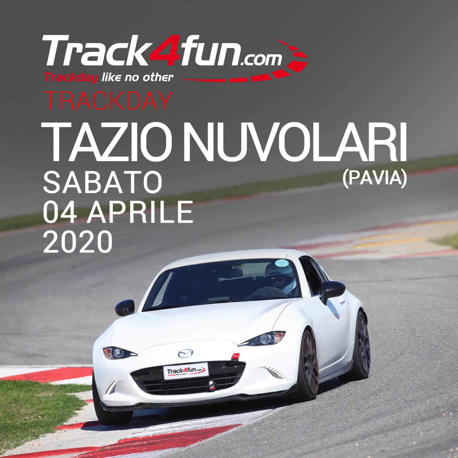 In Pista Al Tazio Nuvolari – 04 Aprile 2020