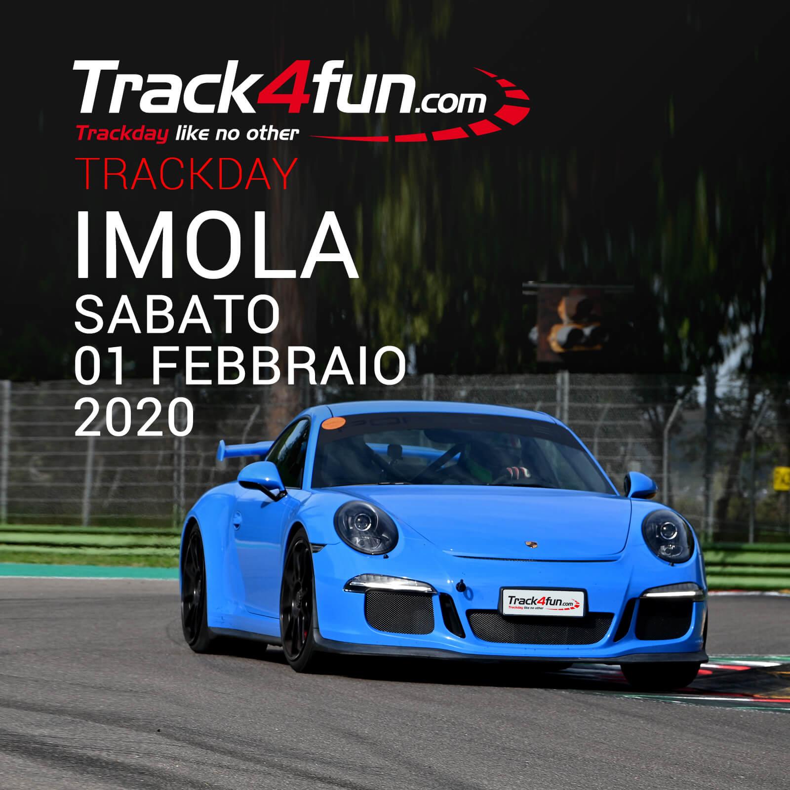In Pista A Imola – 01 Febbraio 2020