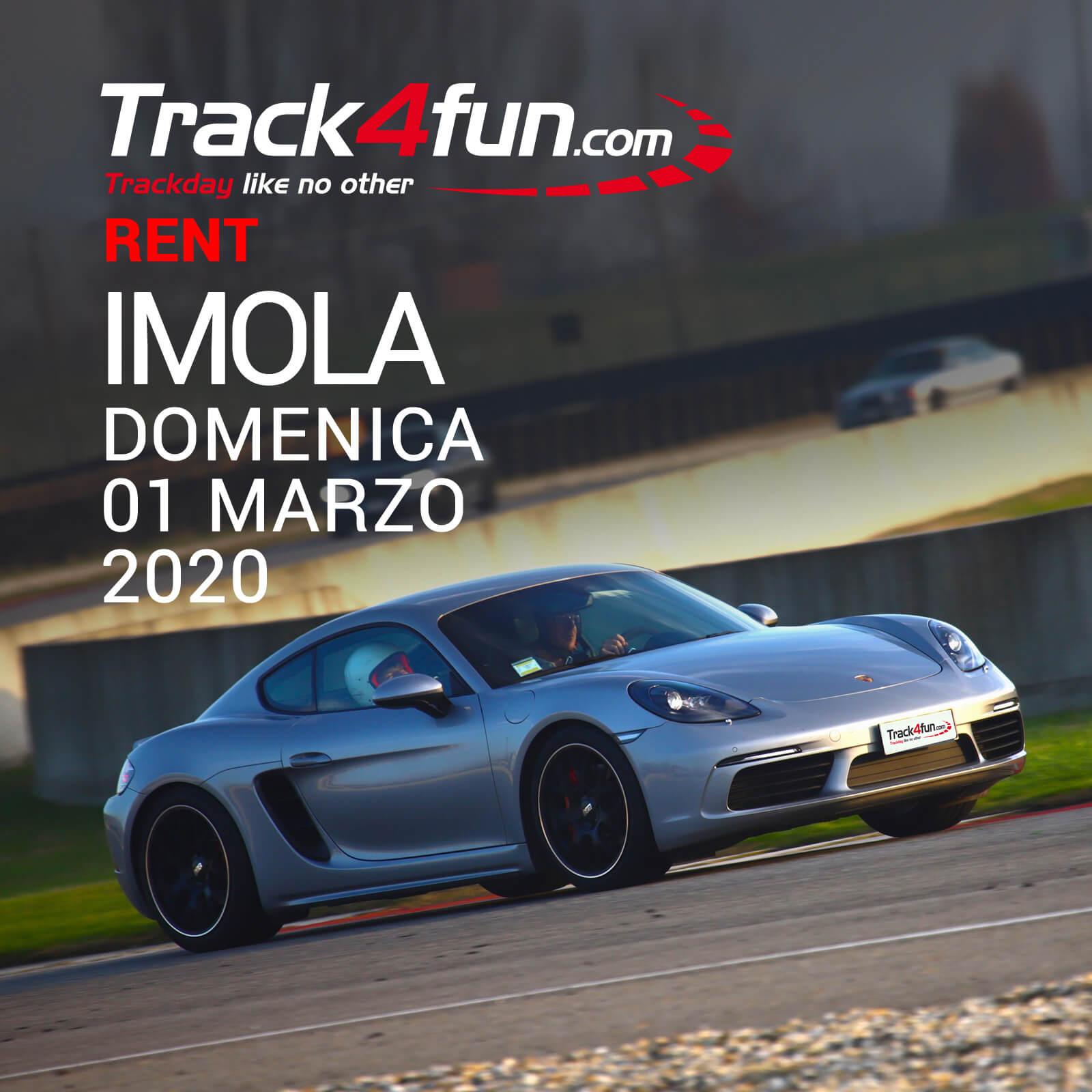 Track4fun Rent Imola 01-03-2020