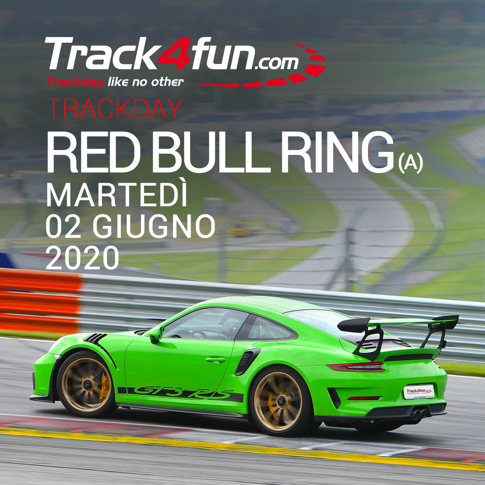 In Pista Al Red Bull Ring – 02 Giugno 2020