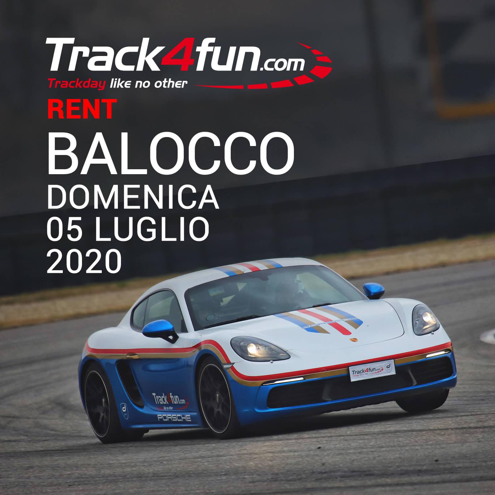 Track4fun Rent Balocco 05-07-2020