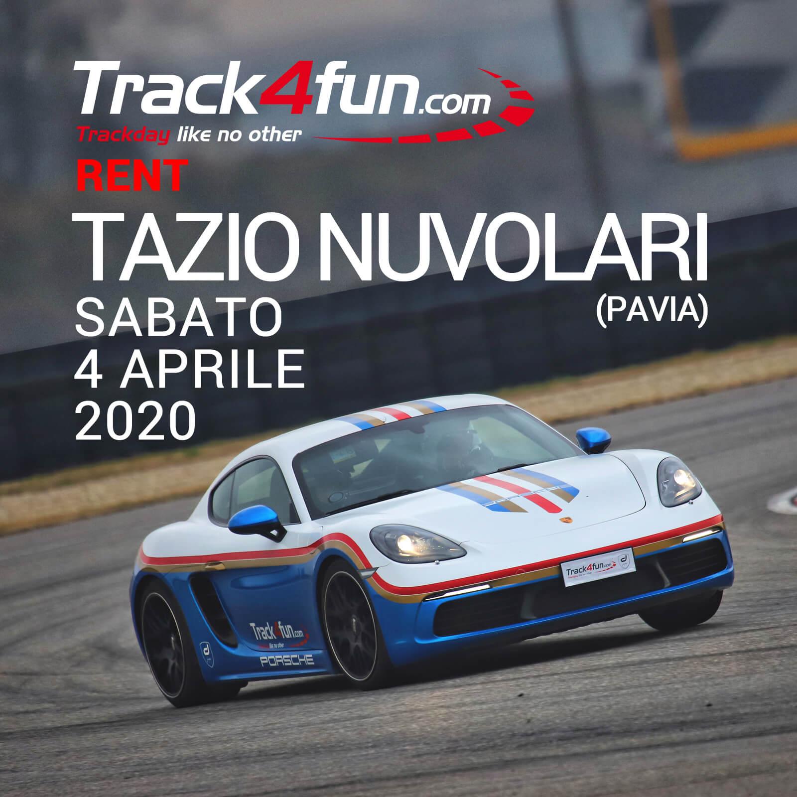 Track4fun Rent Tazio Nuvolari 04-04-2020