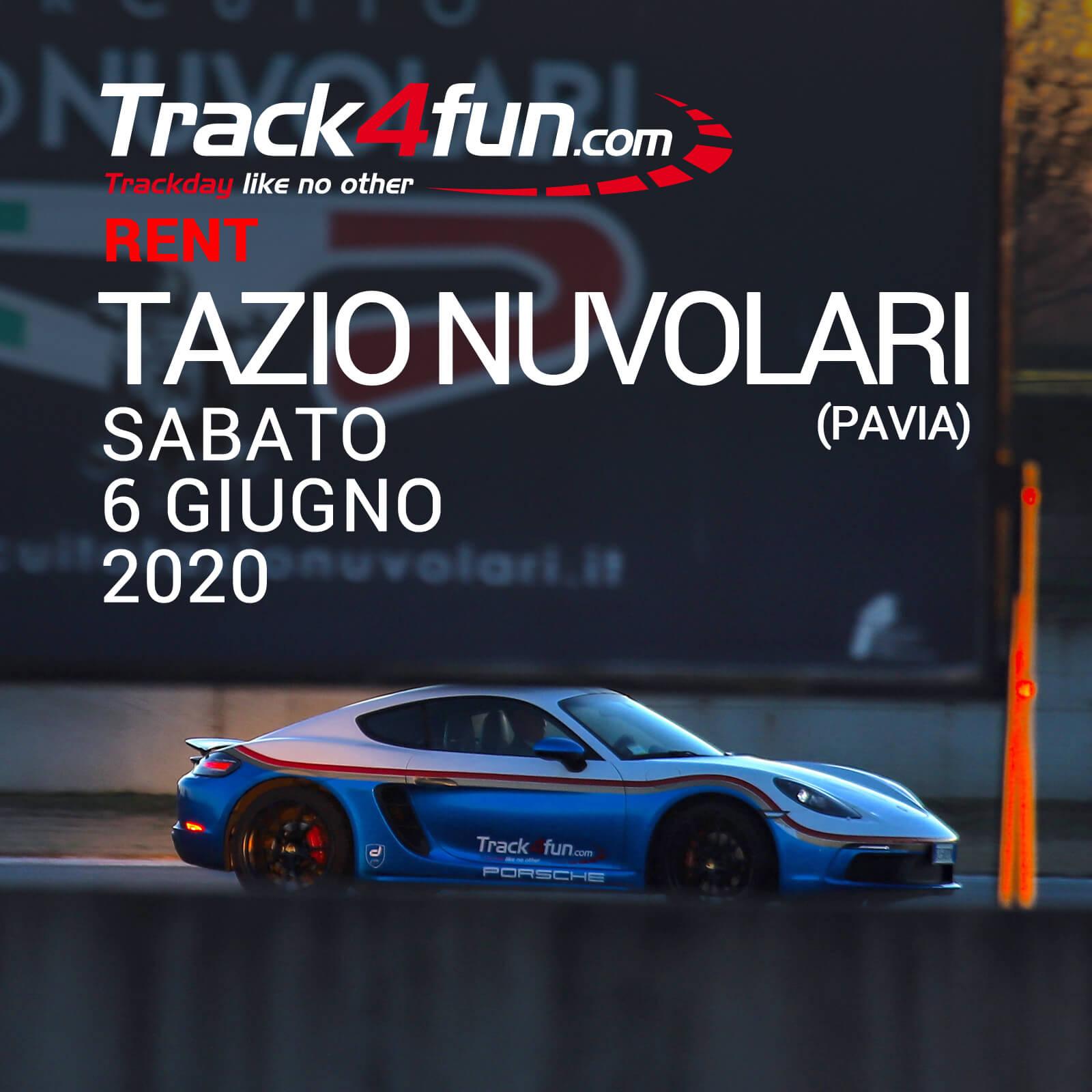 Track4fun Rent Tazio Nuvolari 06-06-2020