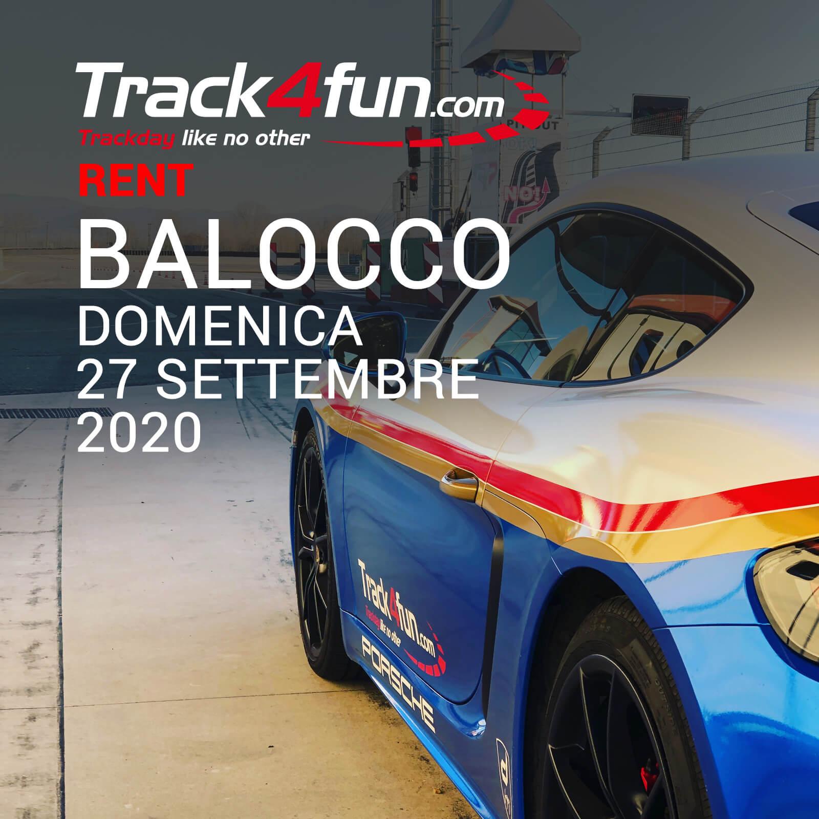Track4fun Rent Balocco 27-09-2020