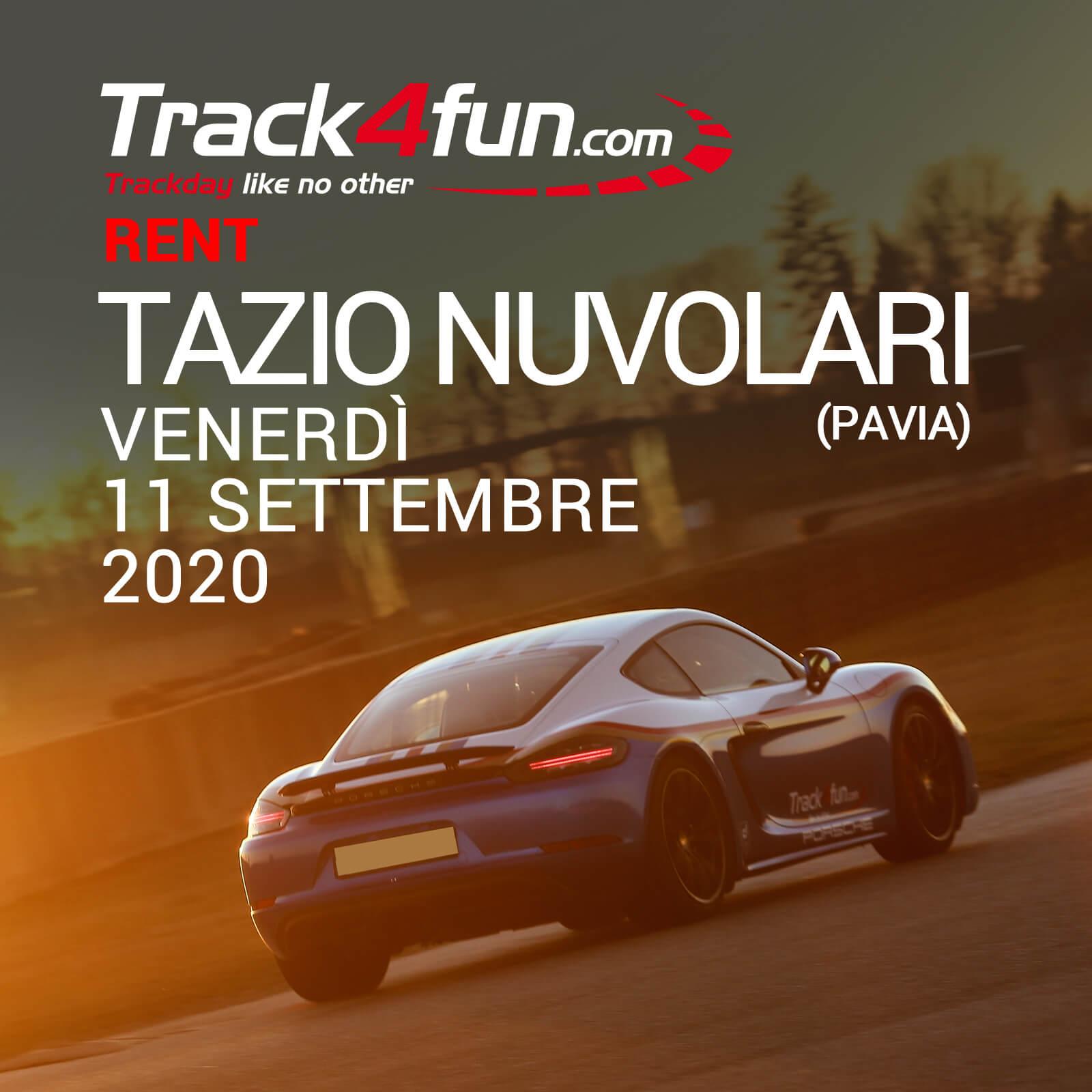 Track4fun Rent Tazio Nuvolari 11-09-2020
