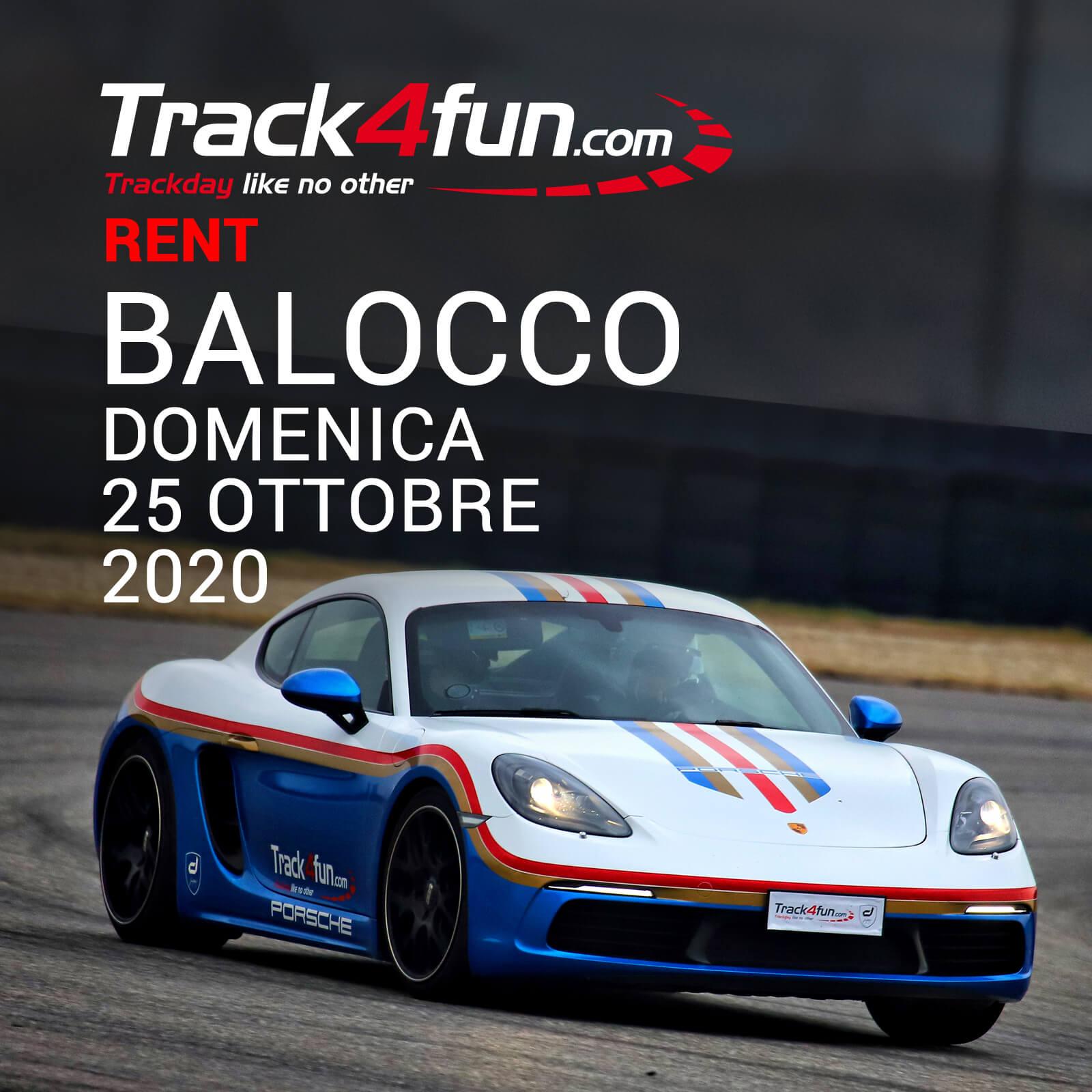 Track4fun Rent Balocco 25-10-2020