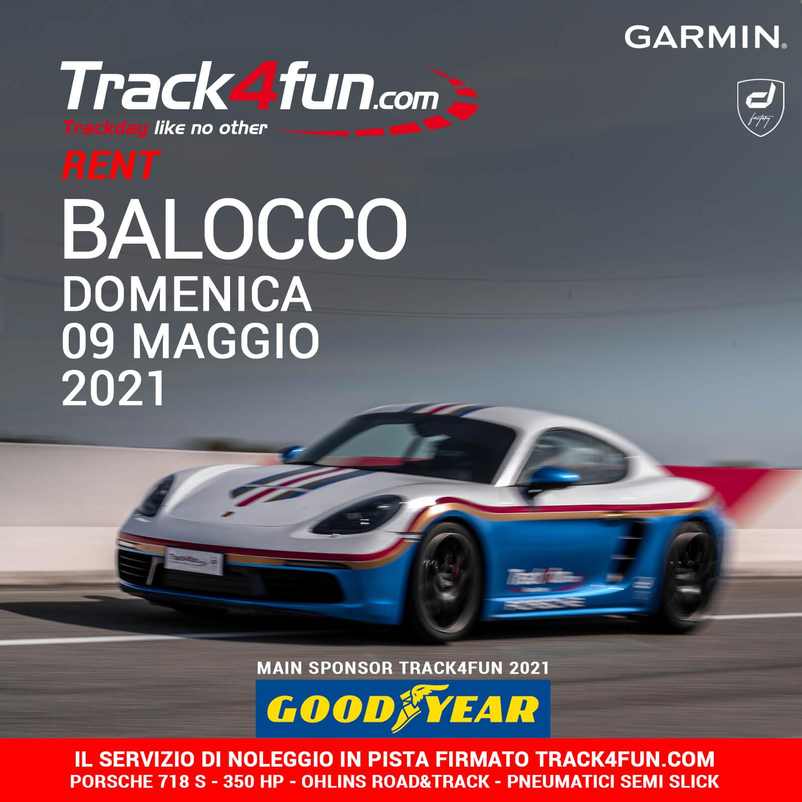 Track4fun Rent Balocco 09-05-2021
