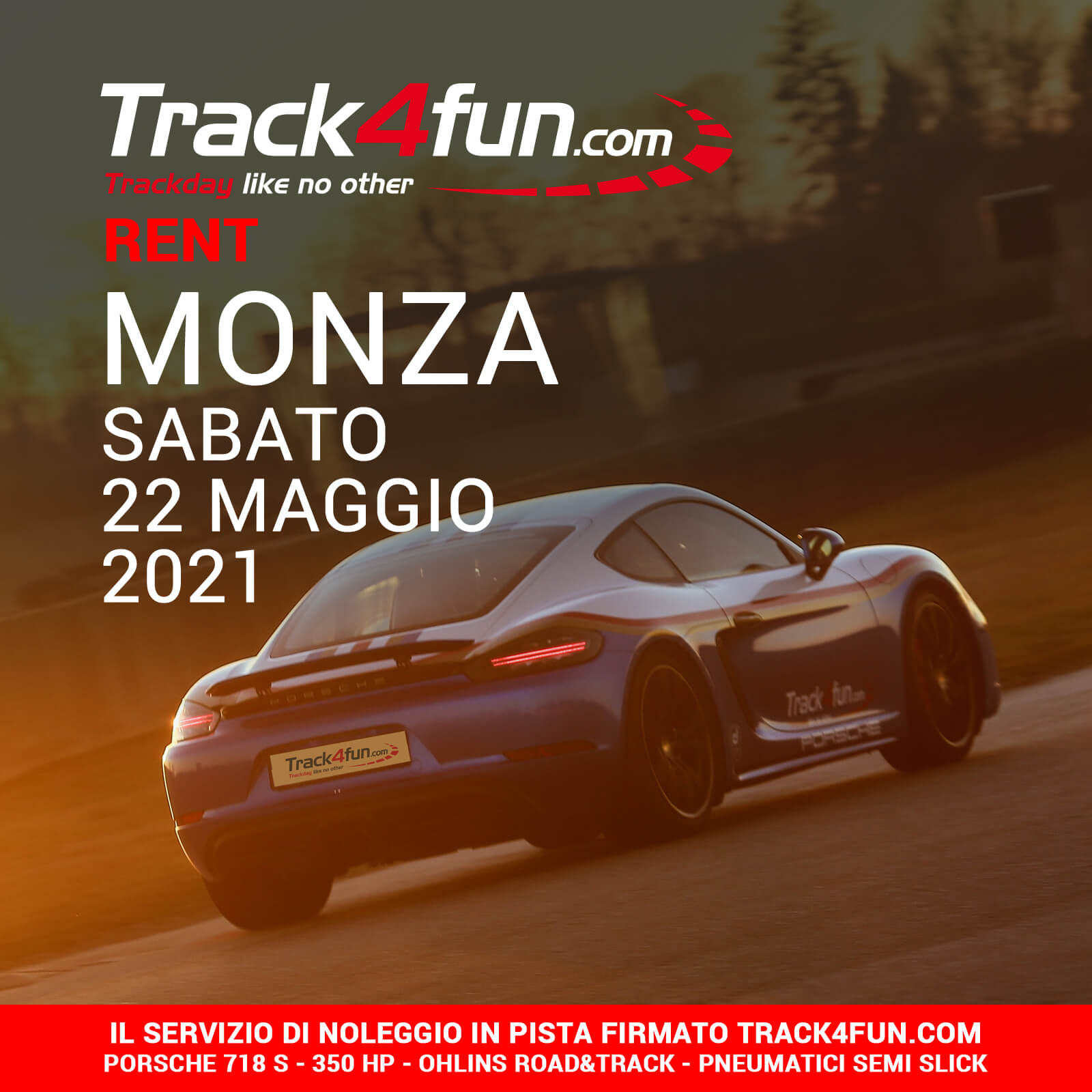Track4fun Rent Monza 22-05-2021