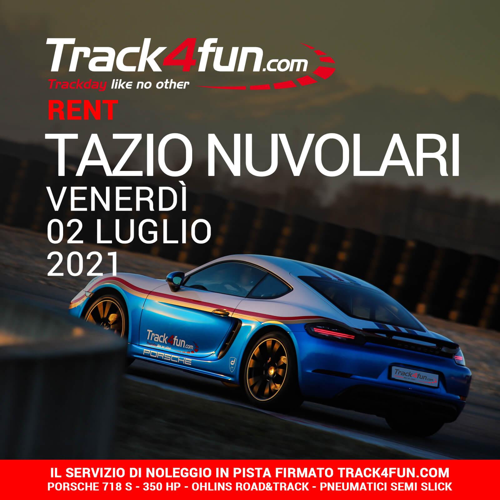 Track4fun Rent Tazio Nuvolari 02-07-2021