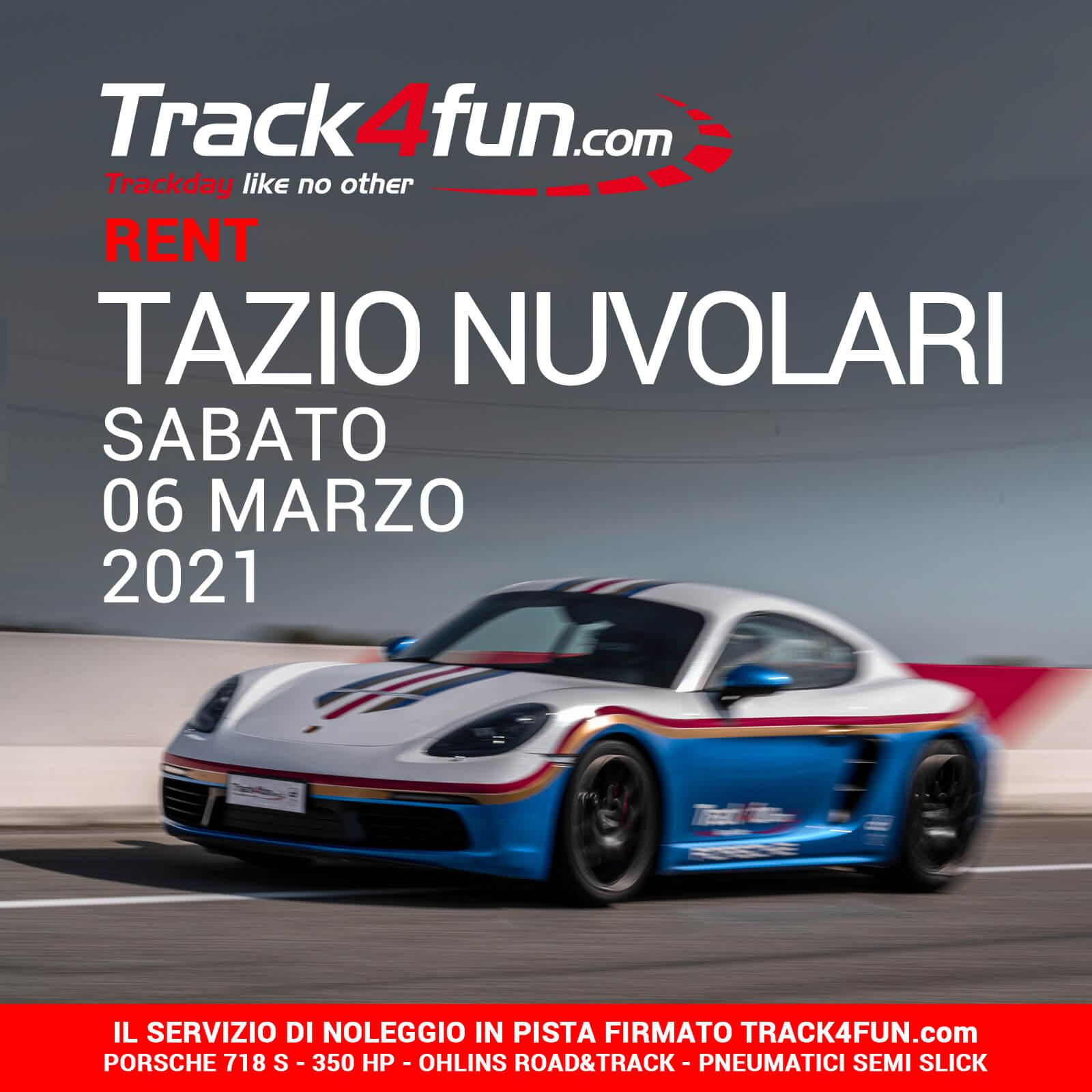 Track4fun Rent Tazio Nuvolari 06-03-2021
