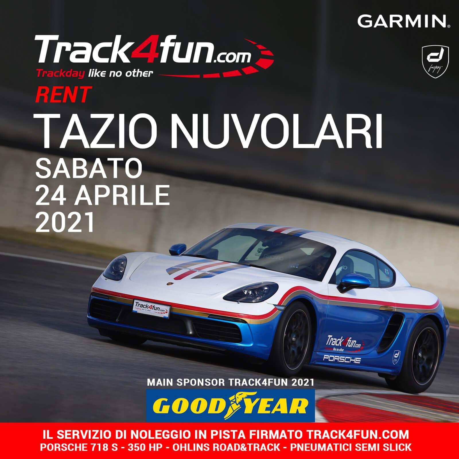 Track4fun Rent Tazio Nuvolari 24-04-2021