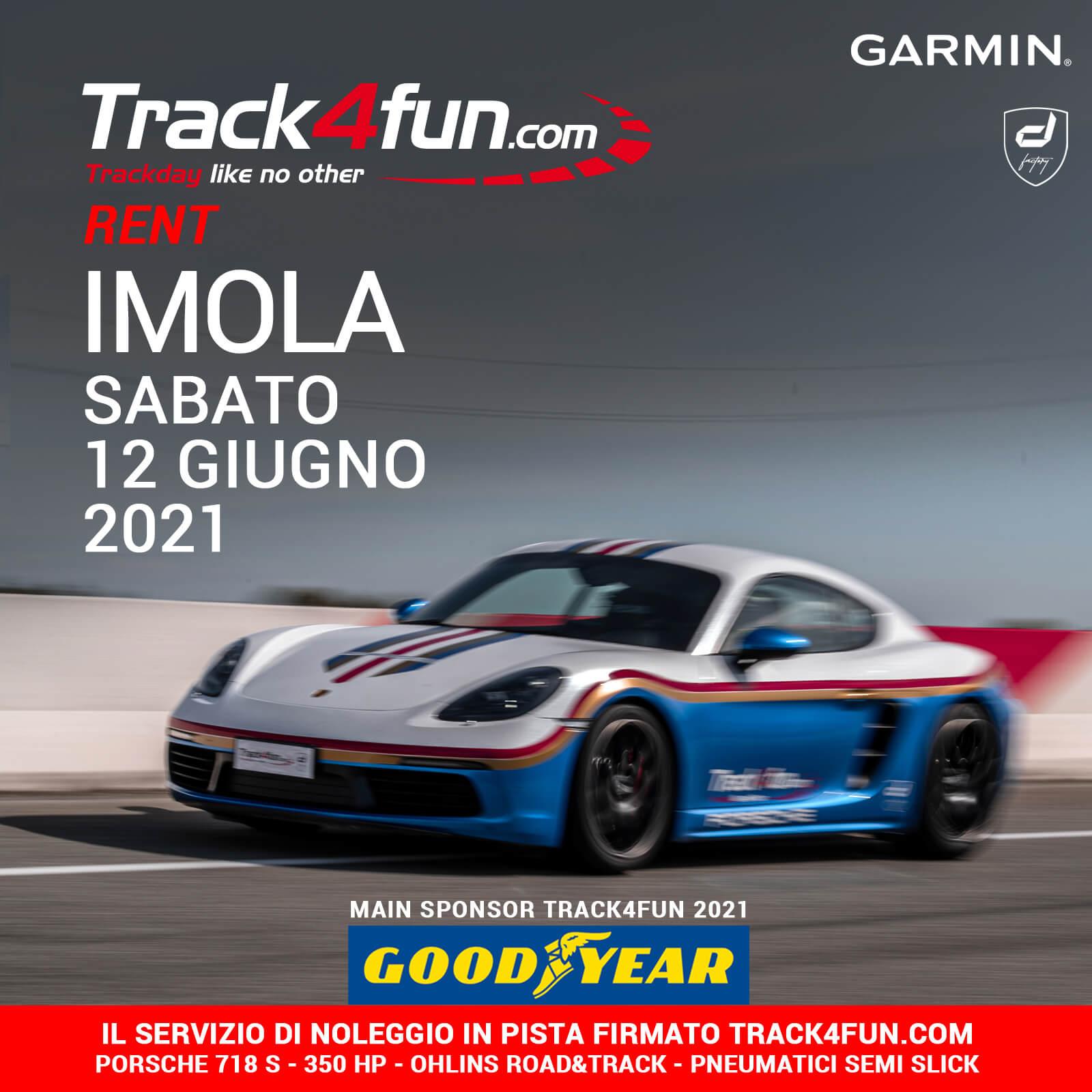 Track4fun Rent Imola 12-06-2021