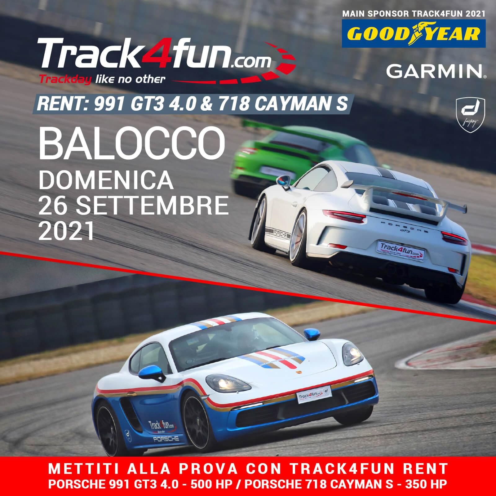 Track4fun Rent Balocco 26-09-2021