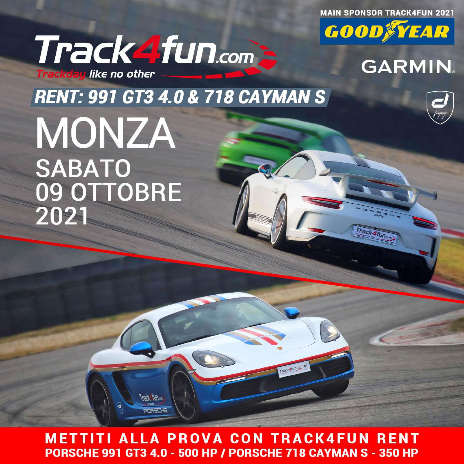 Track4fun Rent Monza 09-10-2021